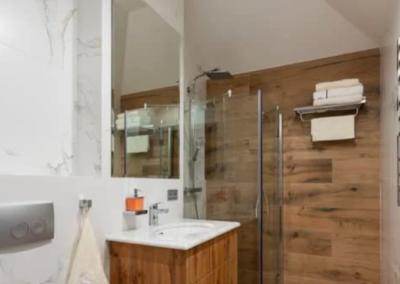 this image shows folsom bathroom remodel